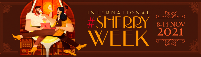 International Sherry Week 8 al 14 Noviembre 2021